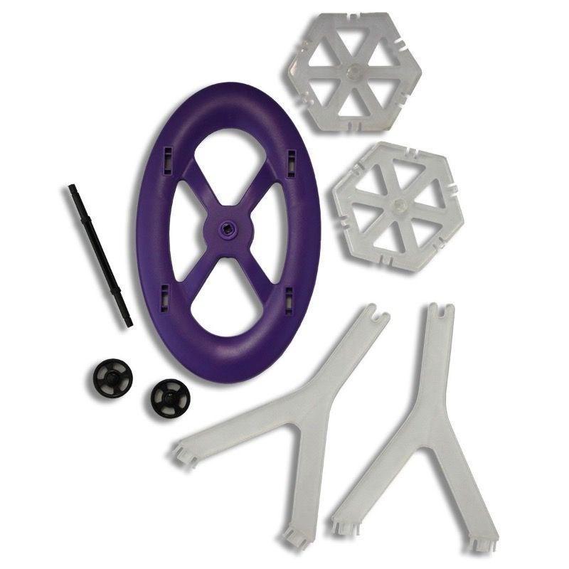Книжка-пазл, развивающая игрушка из мягкого материала (Lamaze)